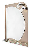 Зеркало в ванную Ф-83