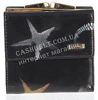 Маленький женский кожаный кошелек высокого качества Helen Verde art.HV-010 A черный, фото 1