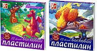 """Пластилин Луч """"Фантазия"""" мягкий восковый 12 цветов, стек, 210г (25C 1523-08) (Оригинал)"""