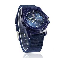 Часы мужские наручные синие арт. 0106