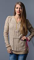 Вязаный свитер змейка турция