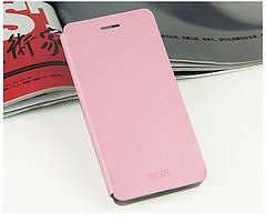 Чехол-книжка MOFI для Samsung Galaxy A7 SM-A700H Pink