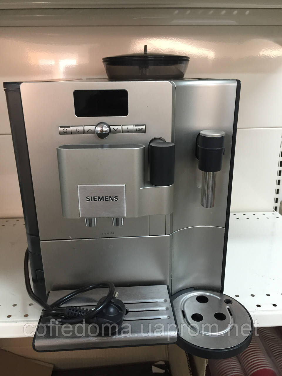 Кофемашина Siemens EQ.7-series TE717209RW