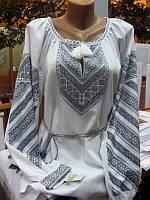 Вишиванка жіноча, ручна робота (модель 9)