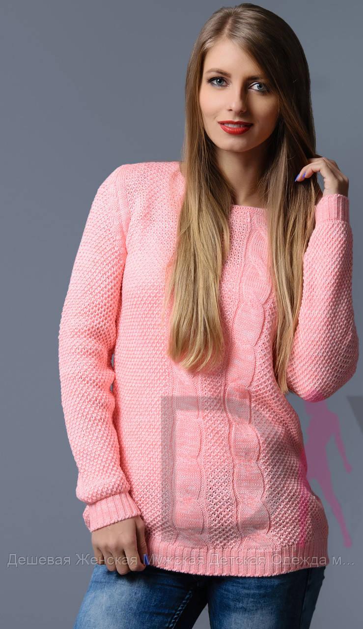 Вязаный свитер оптом