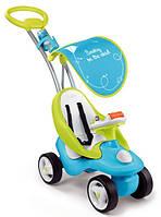 Каталка детская Bubble Go Blau 2 в 1 Smoby 720101