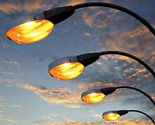 Настолбные світильники