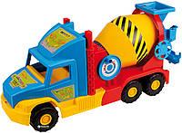 Машинка бетономешалка 57 см Super Truck Wader 36590