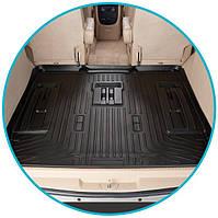 Коврики в багажник для SKODA OCTAVIA A7