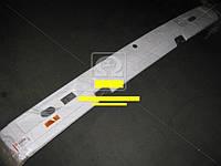 Бампер ПАЗ задний белый RAL 9003