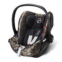 Cybex - Автокресло для новорожденных CLOUD Q BUTTERFLY