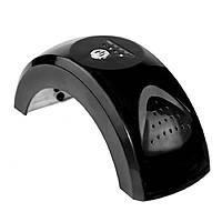 Лампа для сушки ногтей CCFL+LED 18/24W Black
