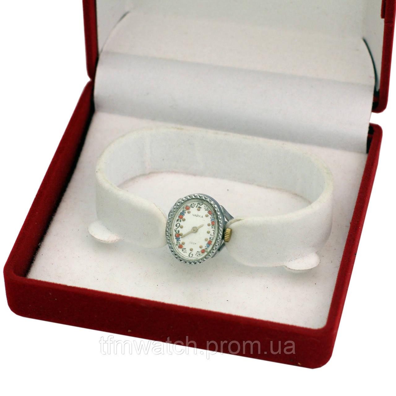 Чайка часы-кольцо