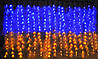 Светодиодная Гирлянда Водопад Новогодняя240 LED 3 х 1,5 мФлаг Украины