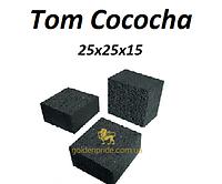 Кокосовый уголь Tom Cococha Blue (поштучно) средний