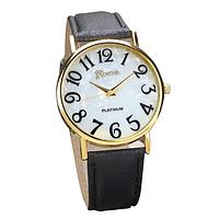 Часы женские наручные чёрные арт. 0108
