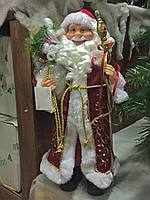 Дед мороз красный 60 см. Игрушки под елку., фото 1