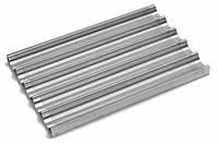 Противень 600x400х20 волнистый алюминиевый перфорированный (Италия)
