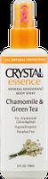 Дезодорант-спрей для тела Кристалл с Ромашкой и Зеленым чаем, 118 мл