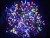 Внутренняя Новогодняя Гирлянда Нить Многоцветная на Елку 500 Лампочек Мульти