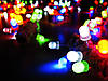 Внутренняя Новогодняя Гирлянда Нить на Елку 300 LED Лампочек в Ассортименте