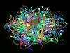 Внутренняя Новогодняя Гирлянда Нить на Елку 400 LED Лампочек в Ассортименте