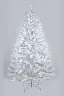 Ель Белая 220 см Искусственная Елка Пушистая Новогодняя Сосна 2,2метра, фото 1