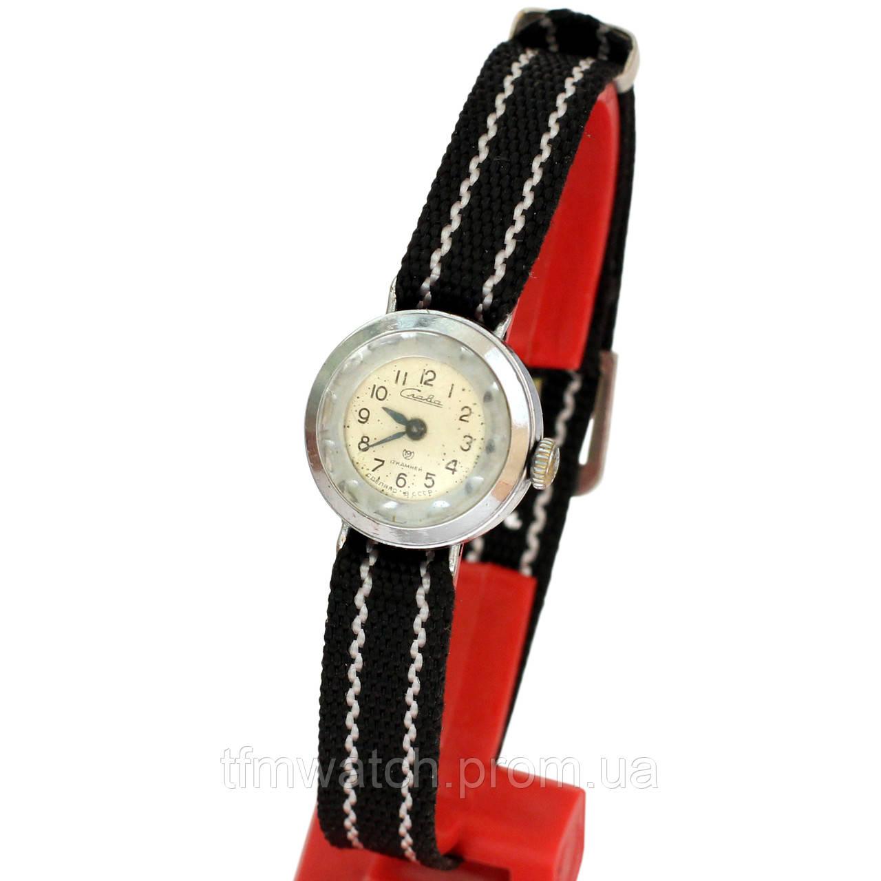 Женские часы Слава производства СССР