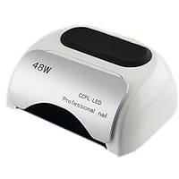 Гибридная лампа Professional nail CCFL+LED 48W WHITE