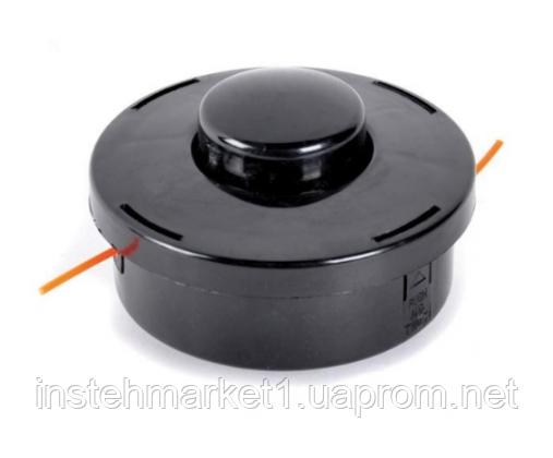 Косильная головка для триммера Forte DL-1209 (2.4 мм х 3 м) полуавтоматическая, фото 2