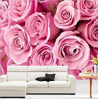 """Фотообои """"Розовые нежные розы"""" , фото 1"""
