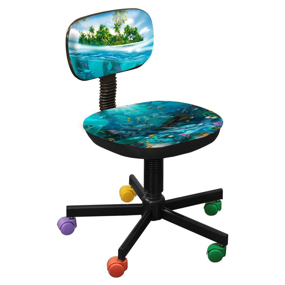 """Кресло детское Бамбо """"Дизайн"""", TM AMF"""