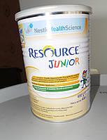 Специальное питание Resource Junior с ванилью, 400 гр. (от Nestle)