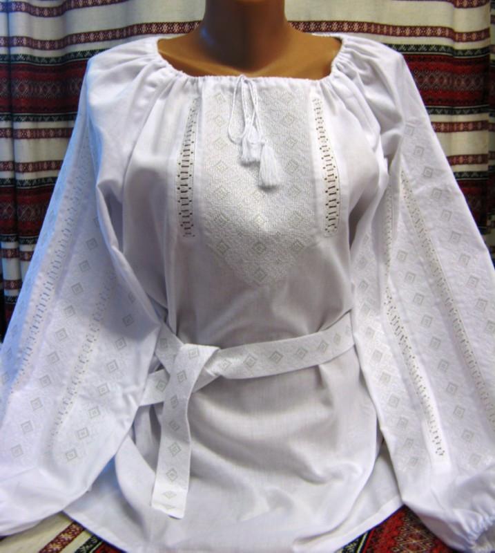 17573179c23daa Жіноча весільна вишиванка (модель 34) від