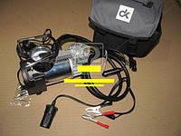Компрессор, 12V, 10Атм, 38л/мин, автостоп, прикуриватель+клеммы