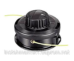 Косильная головка для триммера Forte DL-2234 (2.4 мм х 3 м) полуавтоматическая