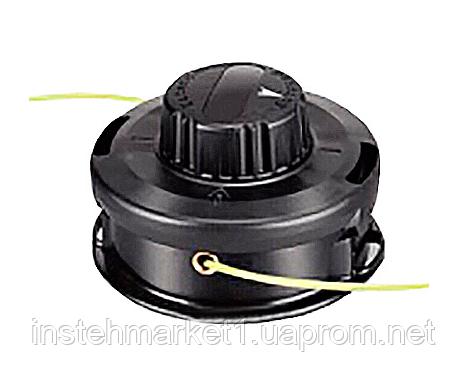 Косильная головка для триммера Forte DL-2234 (2.4 мм х 3 м) полуавтоматическая, фото 2