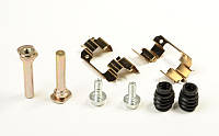 Рем комплект суппорта(2пальца+2 пыльника+2 пруж.суппорта)Ланос 93740249