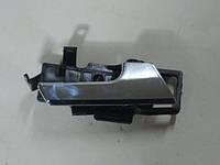 Ручка двери Авео внутренняя (хром) правая JH010109038-2