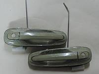 Ручка двери Лачетти03-наружная передняя левая JH010203037-1