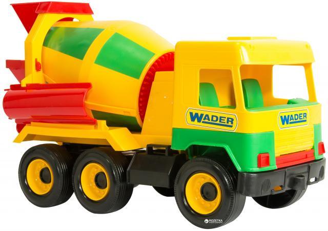 Бетономешалка 38 см Middle truck Wader 39223