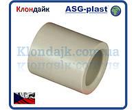 Полипропиленовая муфта соединительная 25 ASG-Plast (Чехия)