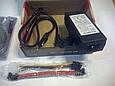 Переходник USB на винчестер (жесткий диск, HDD) Универсальный, SATA, IDE, miniIDE с блоком питания, фото 4