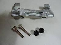 Скоба суппорта Ланос (WooShun) переднего (с направляющими и пыльниками) WS700