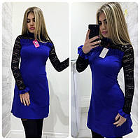 Очень женственное платье, 4 цвета