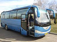 Пассажирские перевозки из Днепра по Украине и СНГ