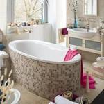Мозаика для ванной комнаты – практичность и непревзойденная красота