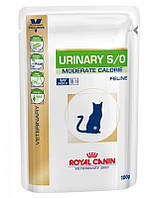 ROYAL CANIN Cat urinary moderate calorie 12 x 100 g