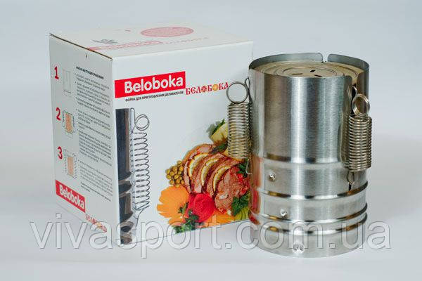 Ветчинница Белобока (пресс форма для ветчины Beloboka)