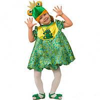 Детский карнавальный костюм Лягушка-Царевна